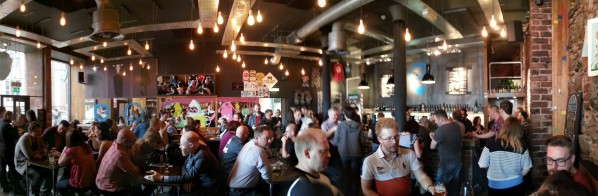 BrewDog Aberdeen in full swing!